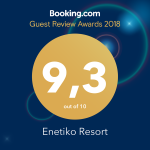 enetiko resort booking guesthouse award