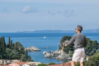 parga enetiko resort hotel sea view
