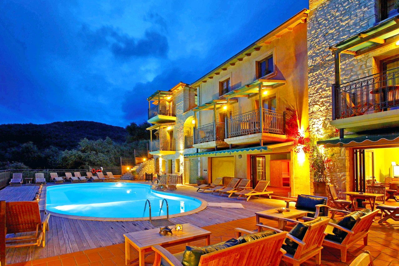 Enetiko Resort In Parga Greece